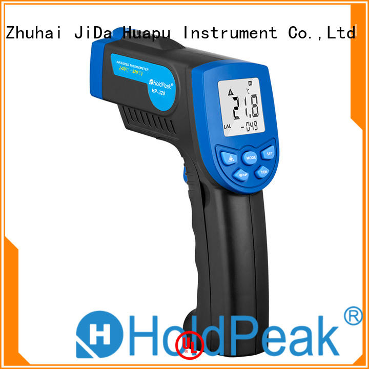 laser infrared digital temperature thermometer gun