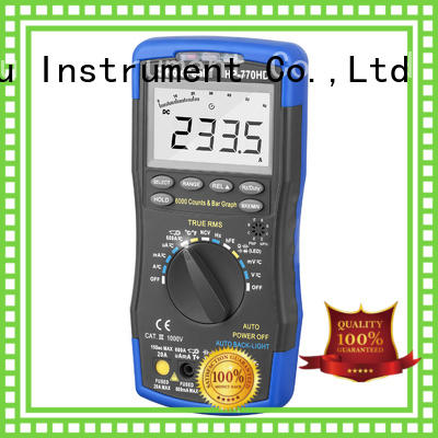 HoldPeak rms digital multimeter manual company for electronic