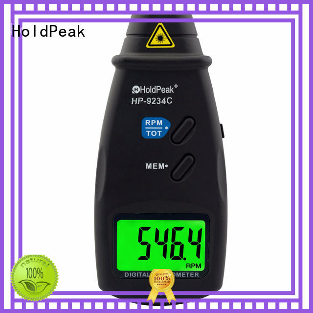 HoldPeak good-looking hand held tachometer Supply for paper