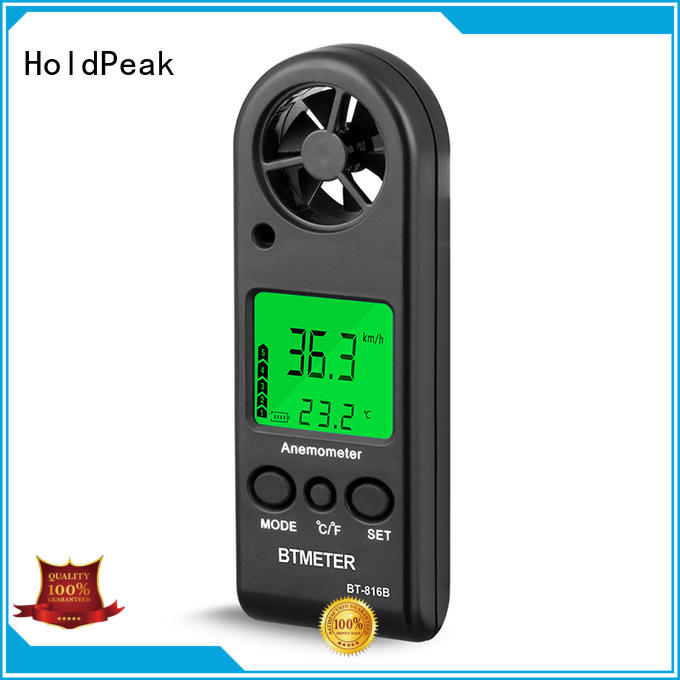 HoldPeak hp826a three cup anemometer manufacturers for communcations