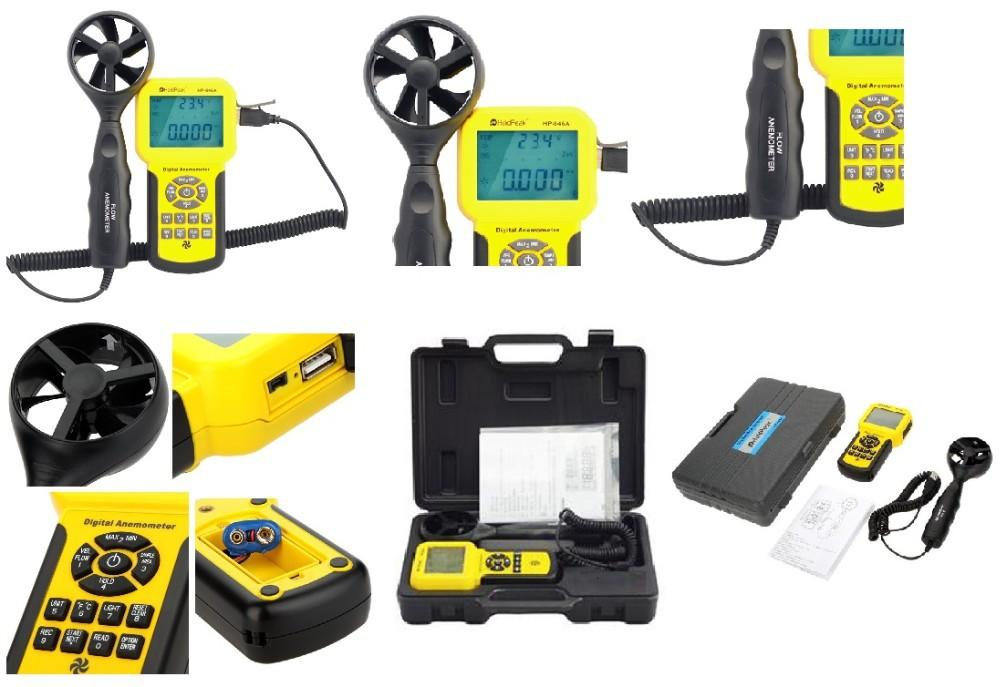 HoldPeak handheld device for measuring wind Suppliers for tower crane-2