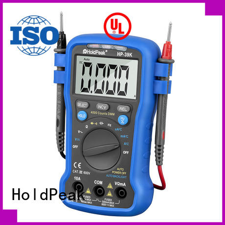 auto range multimeter.resistance,capacitance,frequency and duty cycle.HP-39K