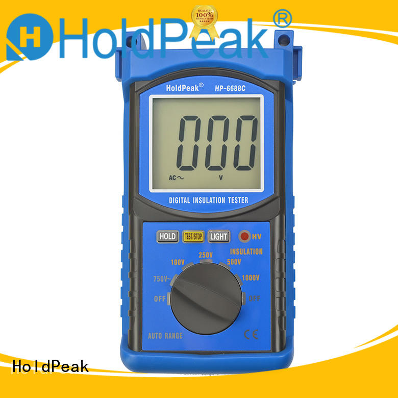 hot sale analog insulation tester resistance manufacturers for maintenance