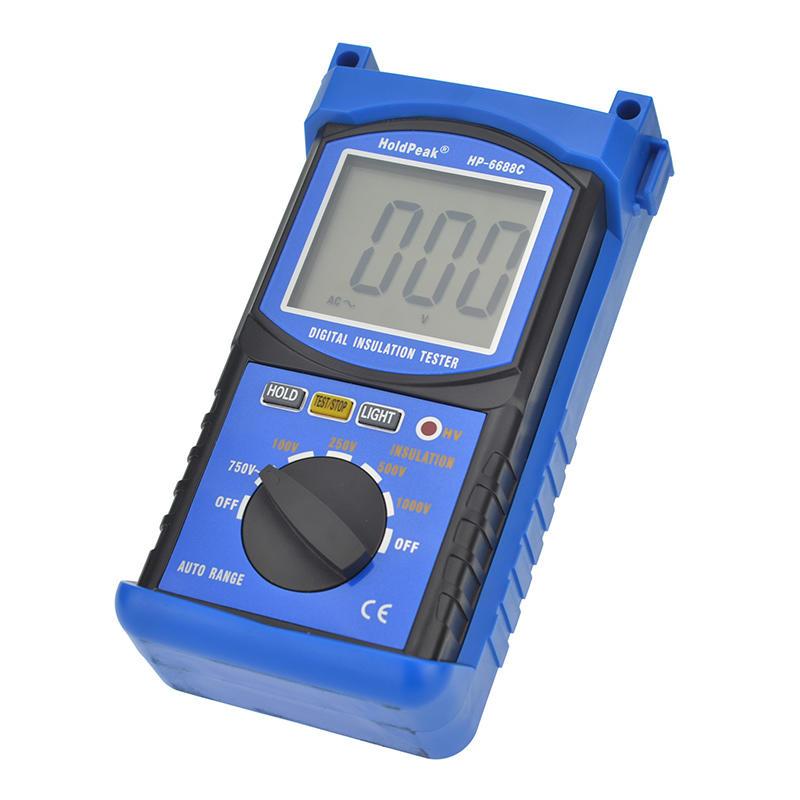 HoldPeak professional insulation resistance meter measurement for repair-1