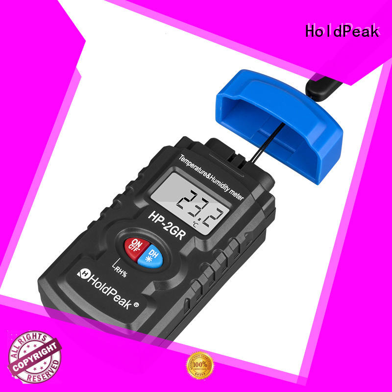 HoldPeak price humidity meters factory price for verification