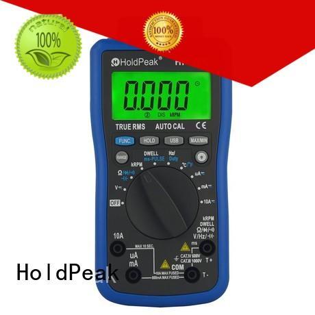 HoldPeak hp6688d engine monitor factory for testing