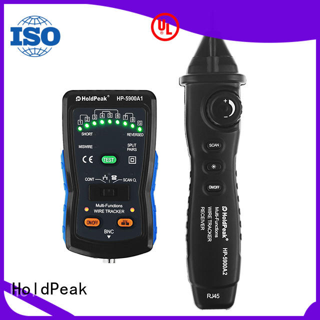 HoldPeak easy to carry ac testing tools factory for electronic