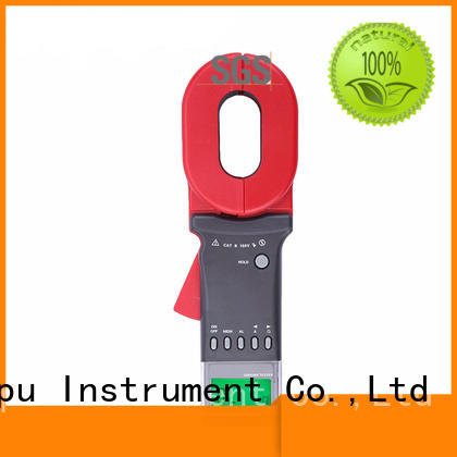 storage earth clamp tester factory price for industrial electrical equipment industry HoldPeak