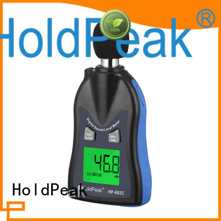 sound level decibel meters hp882c for measuring steady state noise HoldPeak