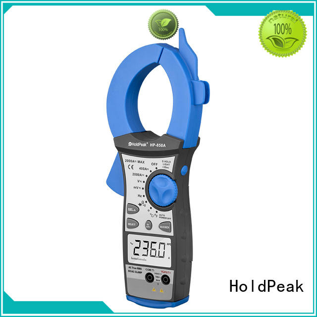 HoldPeak Wholesale automotive amp clamp meter Supply for communcations for manufacturing