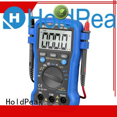 HoldPeak new arrival digital multimeter test grab now for electrical