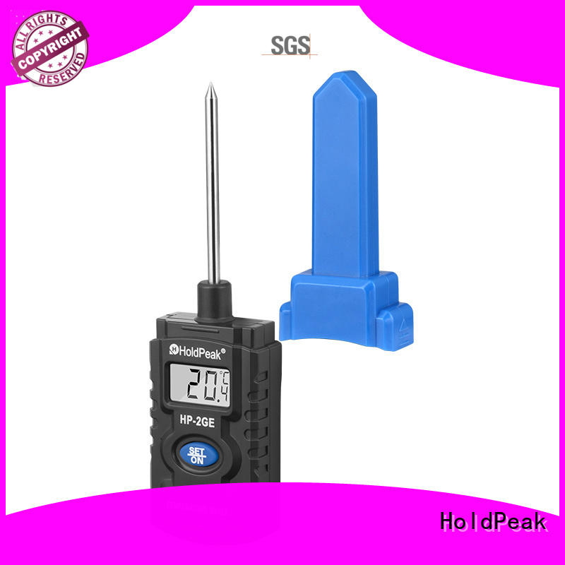 convenient temperature and humidity meter factory price for maintenance HoldPeak
