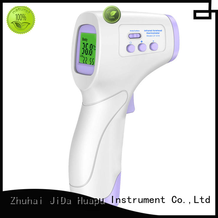 HoldPeak High-quality best temperature gun infrared thermometer Suppliers for medical