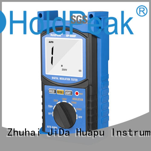 light digital insulation tester resistance industry for maintenance