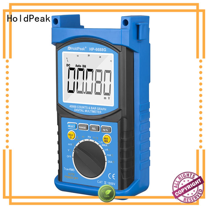 HoldPeak rms multitester test manufacturers for electronic