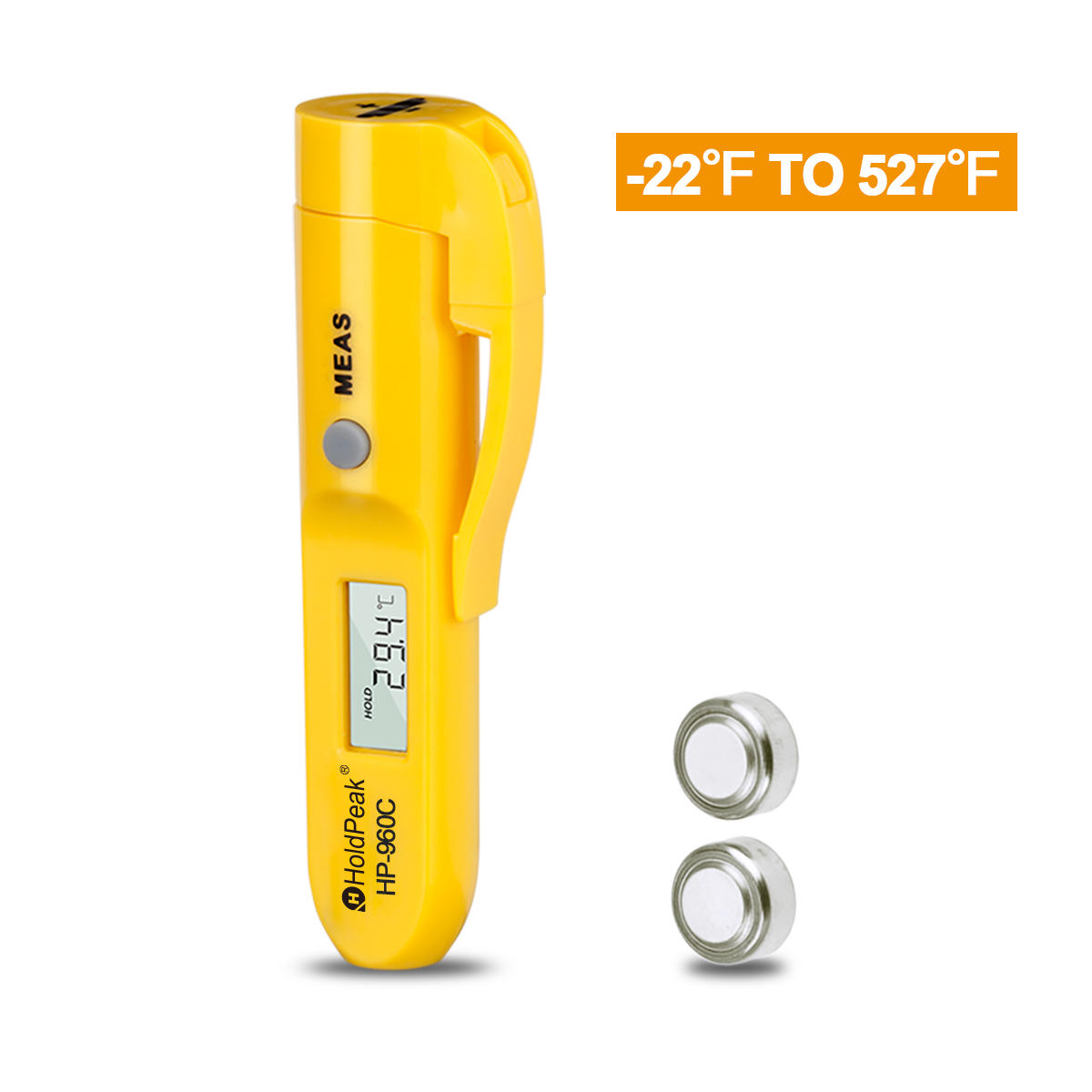 HoldPeak hp981d buy non contact thermometer manufacturers for inspection-1