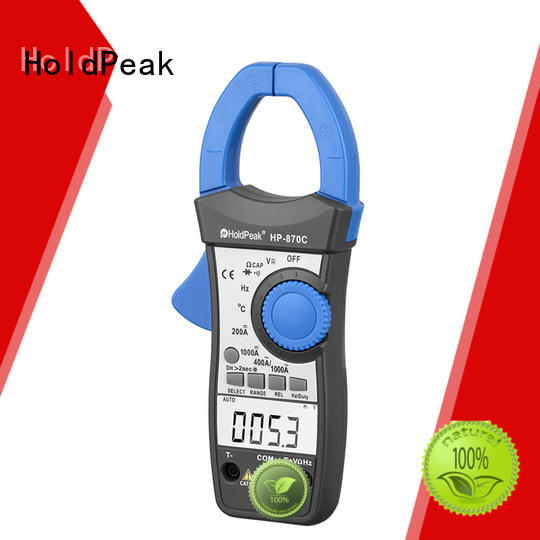 HoldPeak clamps best clamp meter brands for business for electricity chemical industries