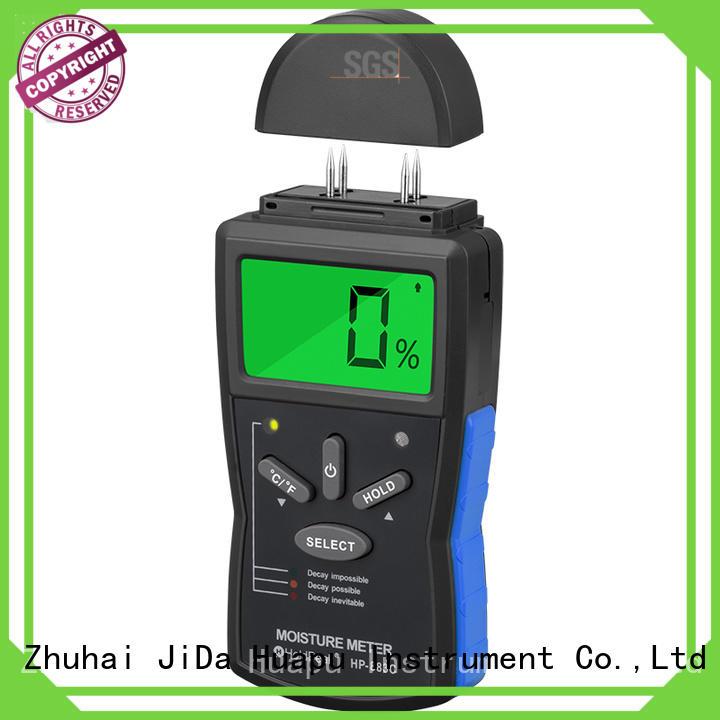 concrete moisture meter hp8032g for testing HoldPeak