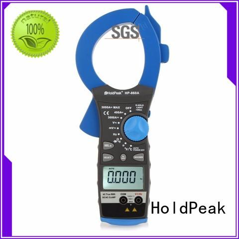 HoldPeak voltage clamp tester dropshipping for national defense