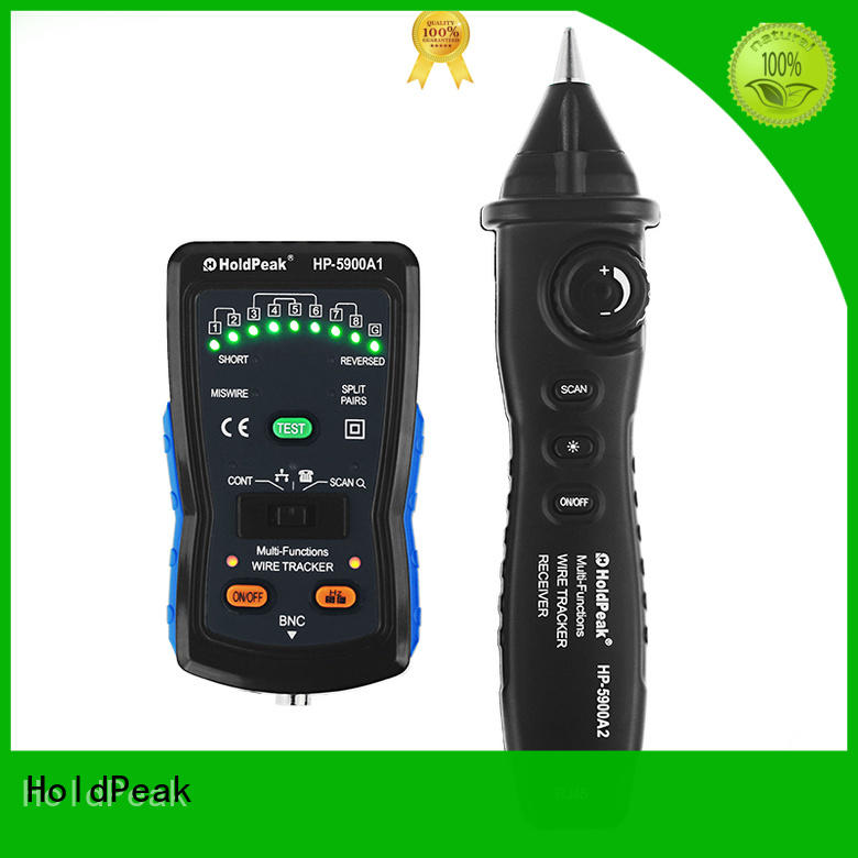 HoldPeak wire power plug tester manufacturers for electronic