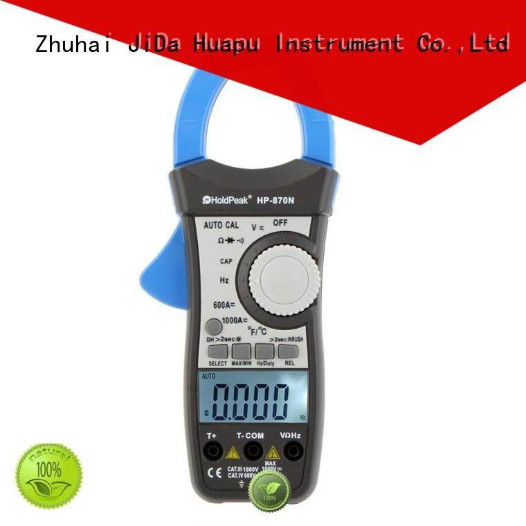 durable clamp meter principle hp6205 manufacturers for national defense