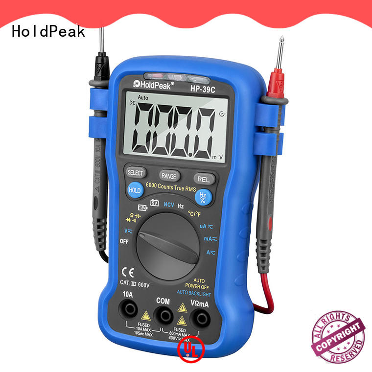 HoldPeak portable electrical multimeters electrical for electronic