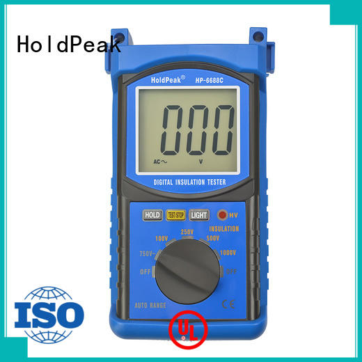 dust-proof insulation tester 5000v manufacturers for testing