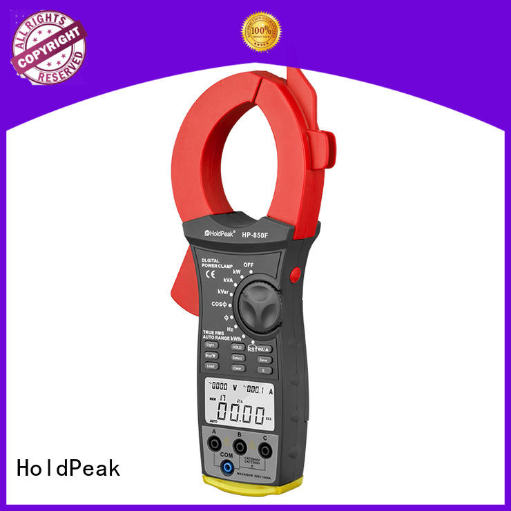 HoldPeak fashion design inductive dc amp meter Suppliers for electricity chemical industries