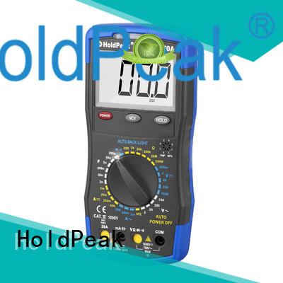 HoldPeak Best automotive digital multimeter Supply for testing
