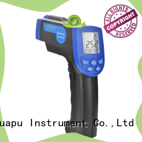 digital infrared thermometer with camera