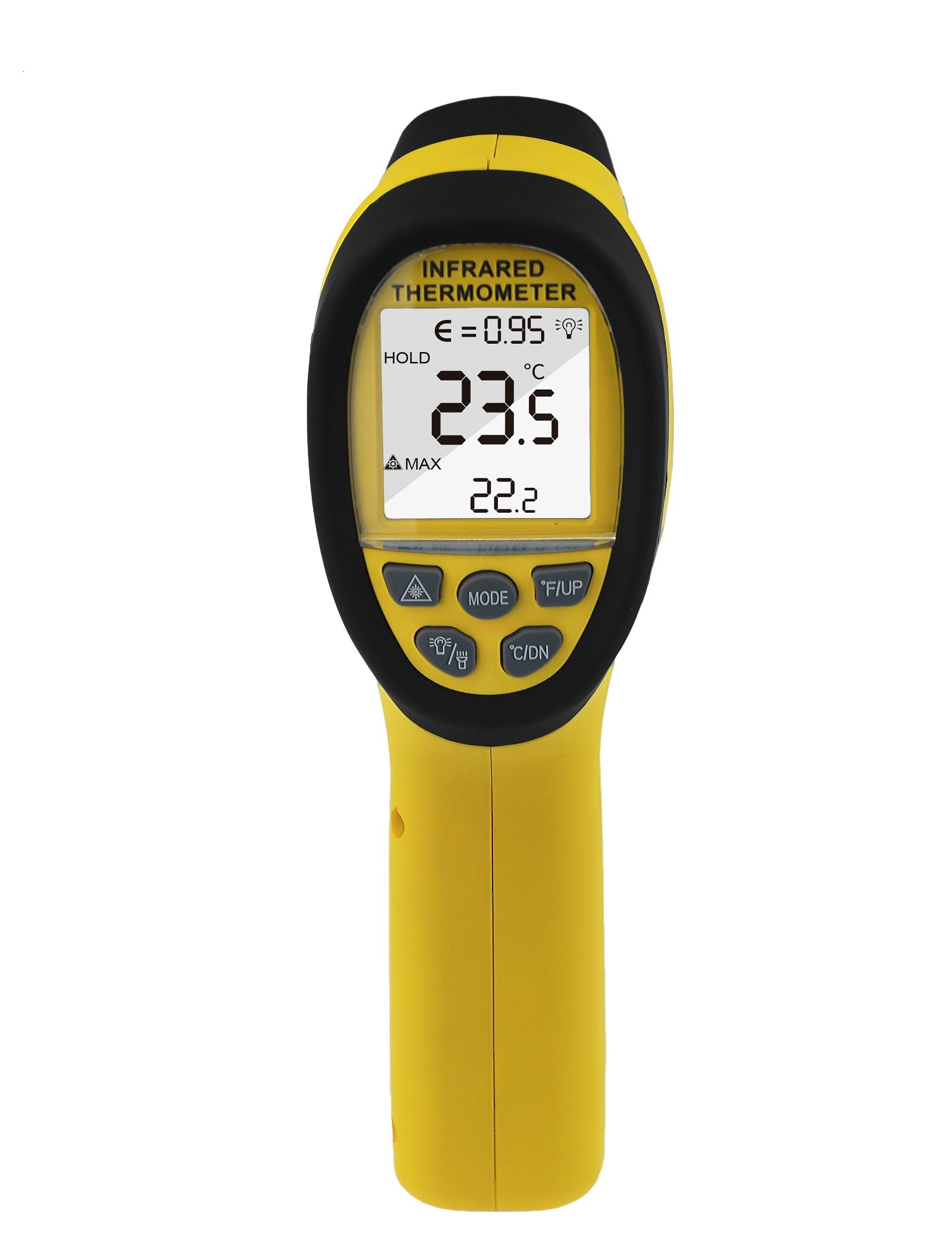 HoldPeak fashion design infrared thermometer scanner manufacturers for military-2