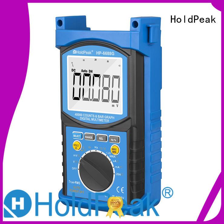 HoldPeak Best multimeter digital test company for testing