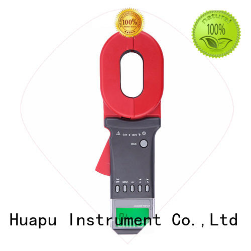 Custom ground resistance meters hp8000 Suppliers for oilfield