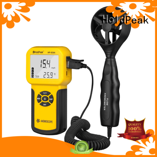 thermal anemometer how it works