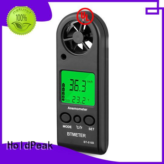 HoldPeak hp866bapp acoustic anemometer Supply for communcations
