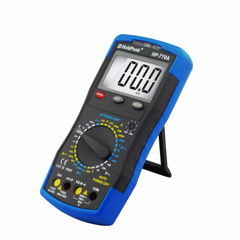 hot-sale automotive digital voltmeter multirange for business for electrical-2