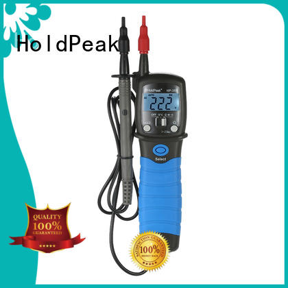 HoldPeak continuity voltage multimeter for business for measurements
