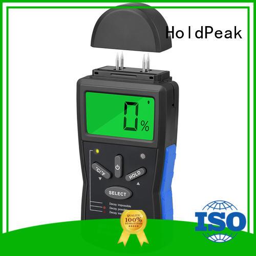 HoldPeak grain multi purpose moisture meter for business for physical