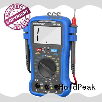 HoldPeak excellent commercial electric multimeter manufacturers for electrical