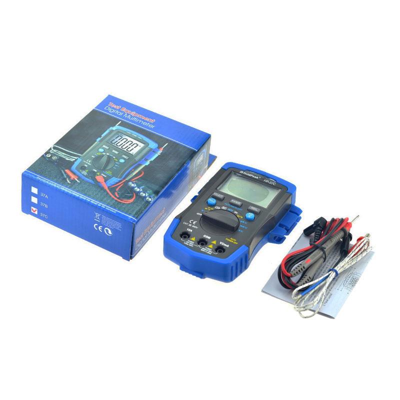 HoldPeak Custom digital voltmeter and ammeter circuit Supply for electrical-9