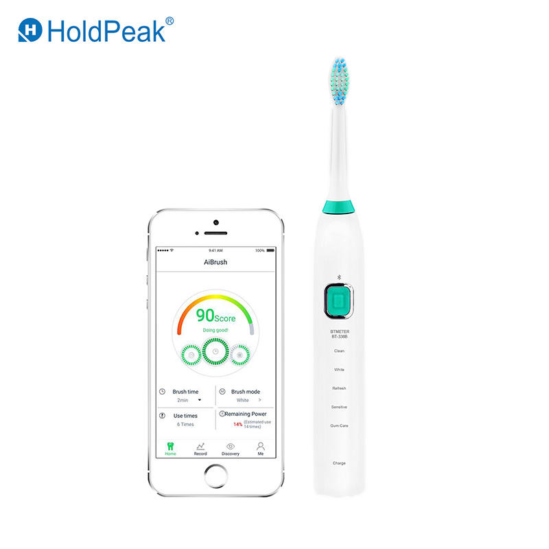5 Brushing modes toothbrush HP-338B