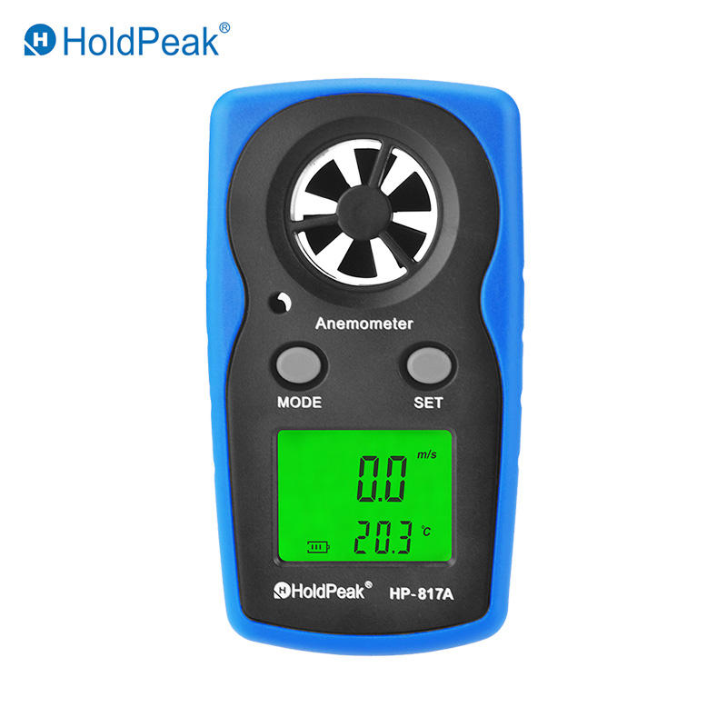 High quality ,wholesale ,portable ,Anemometer HP-817A