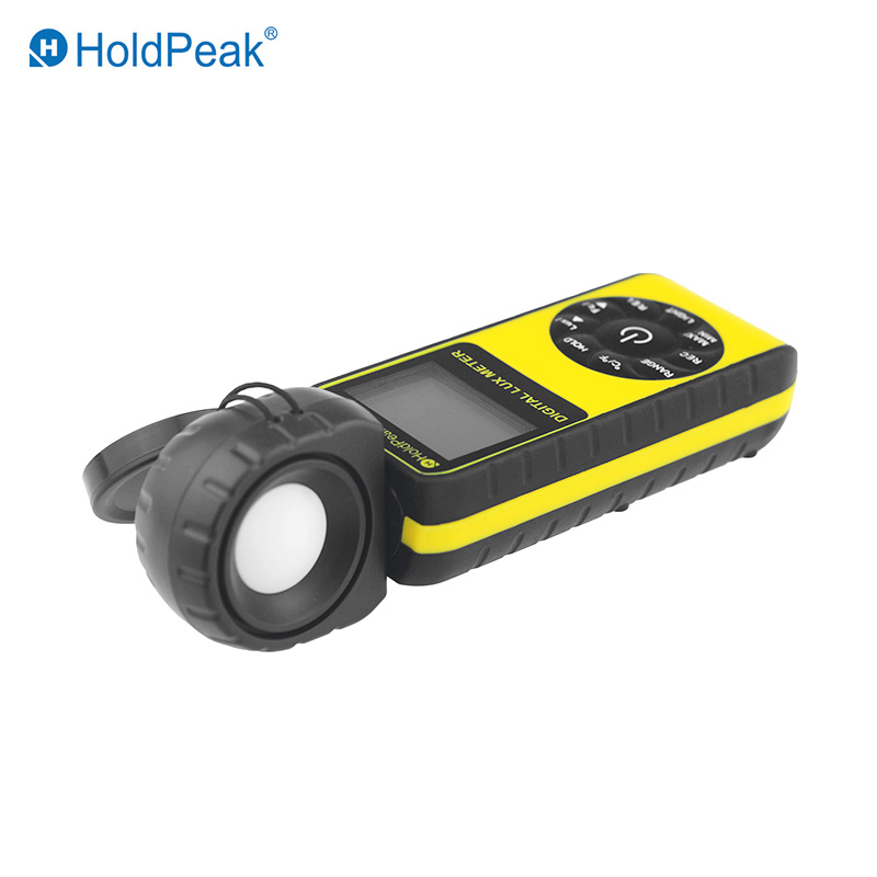HoldPeak high-tech digital lux meter in different usage for testing-HoldPeak-img-1
