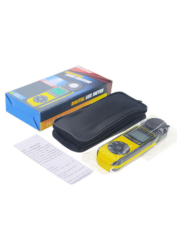 light level meter hp881d for testing HoldPeak