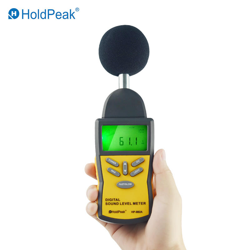Environment Gold supplier sound level test meter,HP-882A