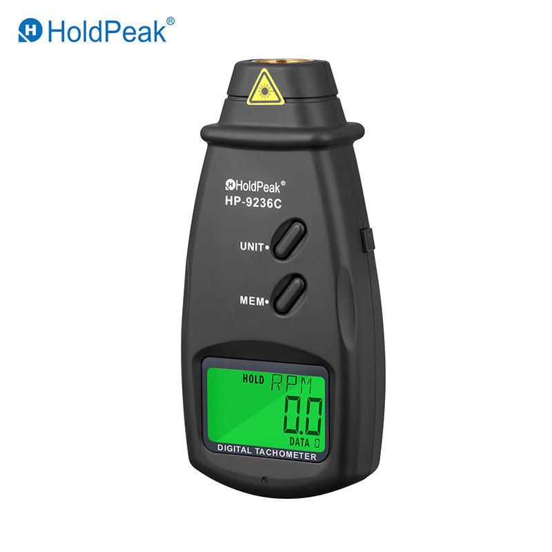 7.0~9999.9RPM Speed Measure Range Digital Tachometer