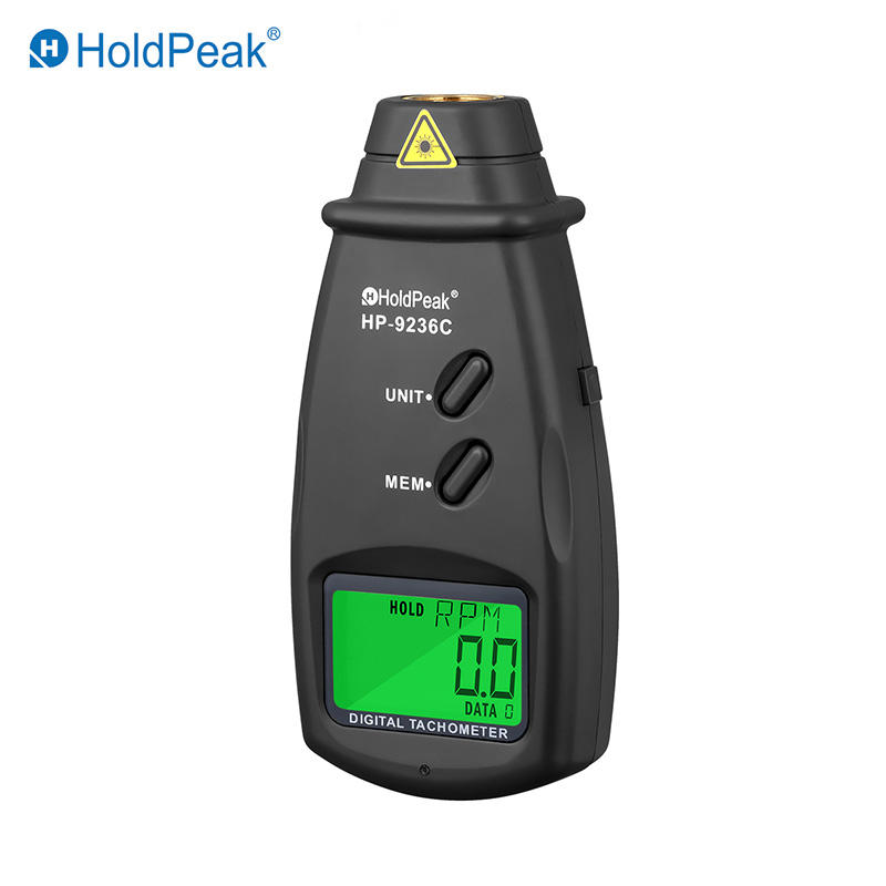 7.0~9999.9RPM Speed Measure Range Digital Tachometer