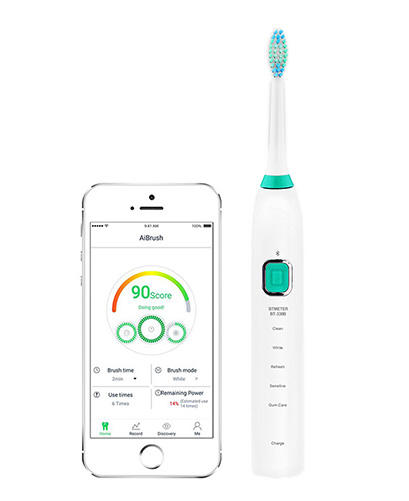 HoldPeak brushing electric toothbrushes best buy factory for woman