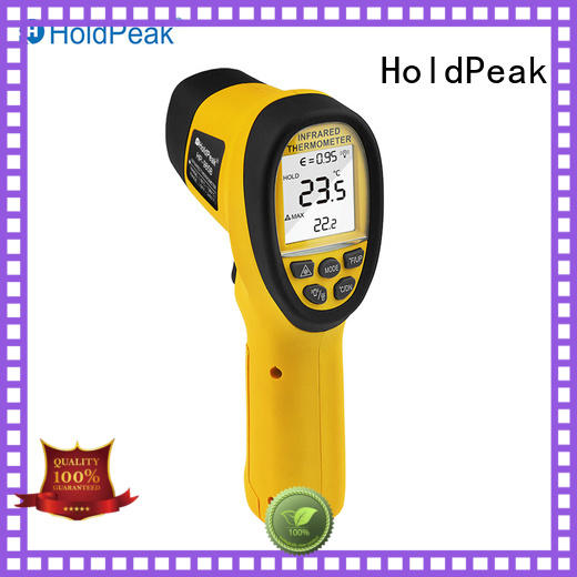 HoldPeak durable infrared temperature gun wholesale for inspection