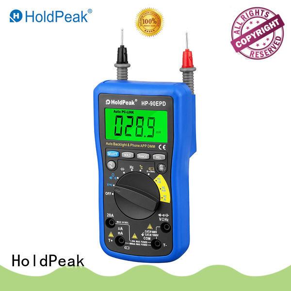 measure quality powerful environmental multimeter HoldPeak manufacture
